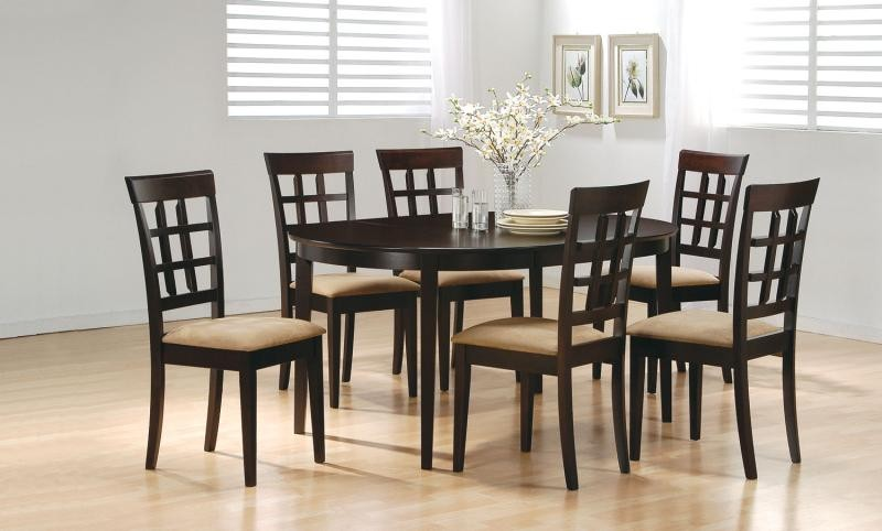Mix & Match Oval Dining Leg Table