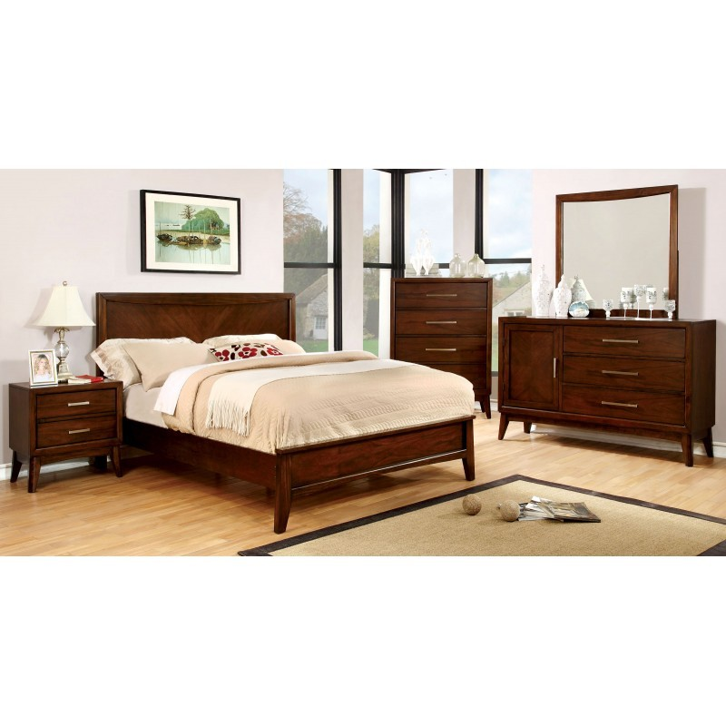 Schneider 4pc. Queen Bedrooom set