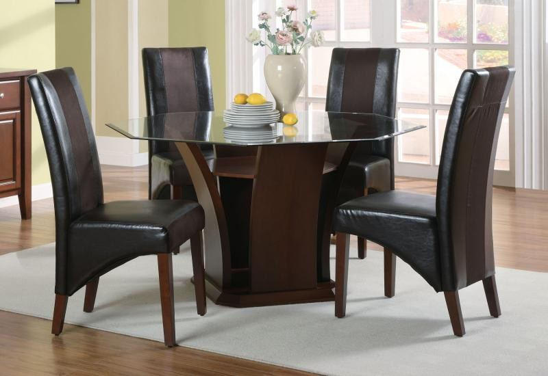 Octagon Dining Room Table Find This Pin And More On Round