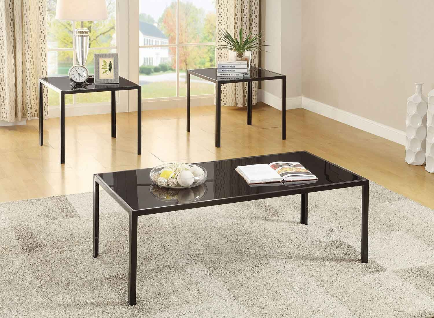 Olson 3pc. Coffee Table Set