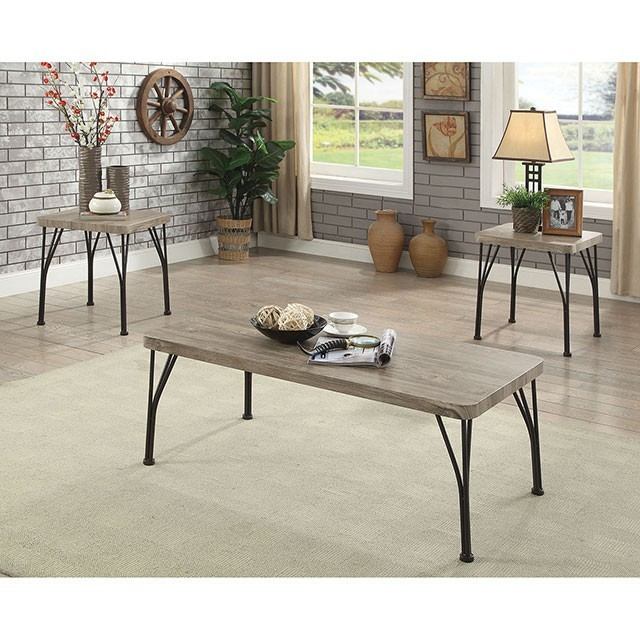 CM4279-3PK Mayorca 3pc. coffee table set