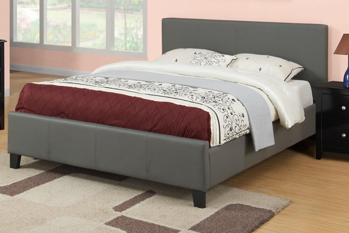 Uma Queen Platform Bed Frame