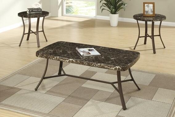 Metro 3pc. Coffee Table set
