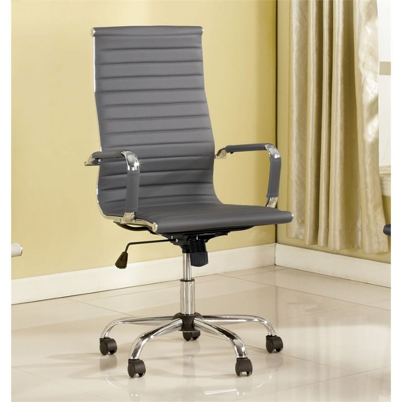 Axel Office Chair in Grey