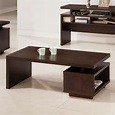 Nella Modern Floating Design Coffee Table