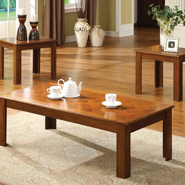 Dover 3pc. Coffee Table Set