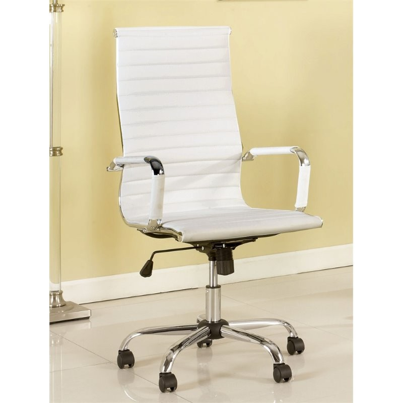 Axel Office Chair in white