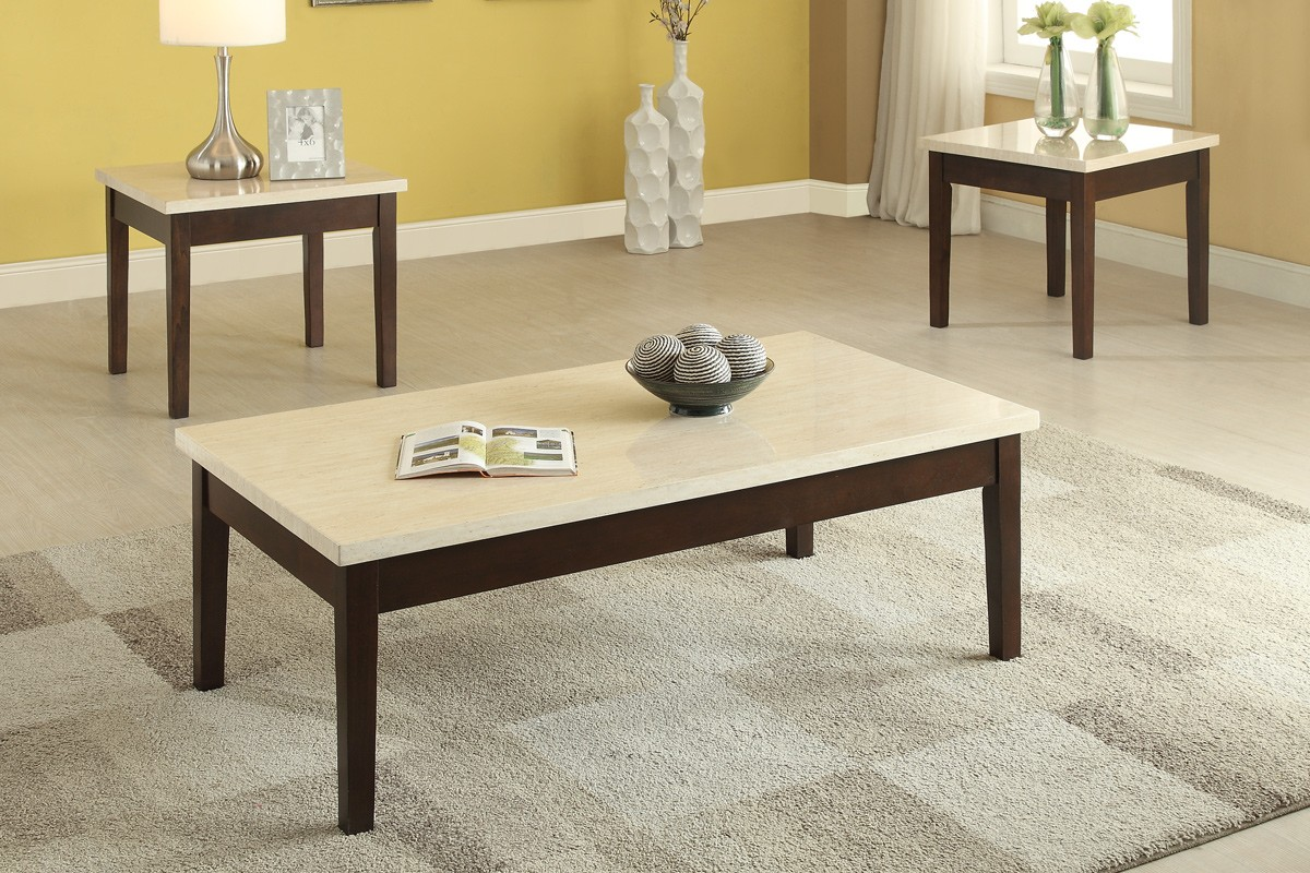 Marina 3pc. Coffee table set