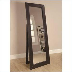 Abbot Floor Mirror