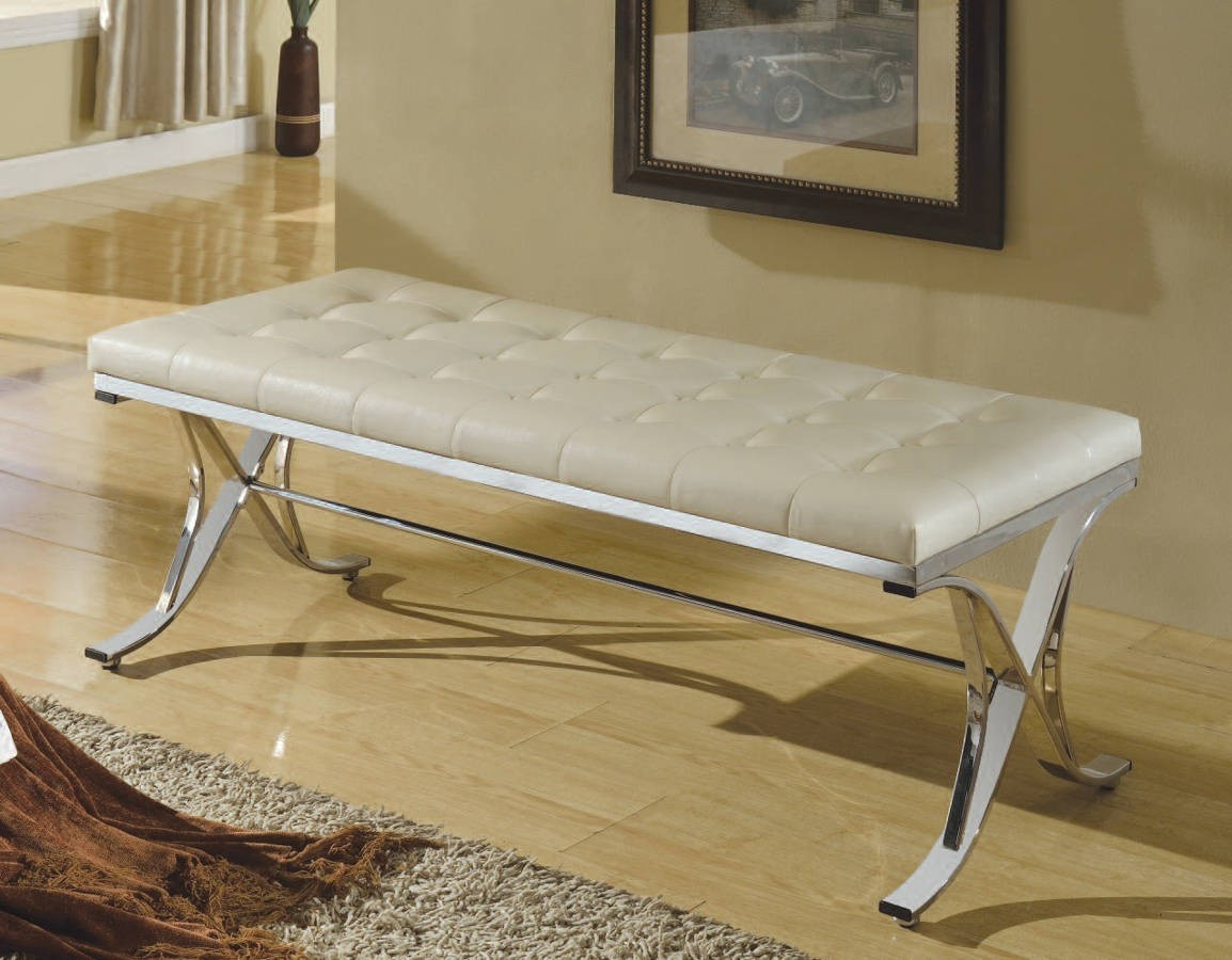 Royce Bench in beige