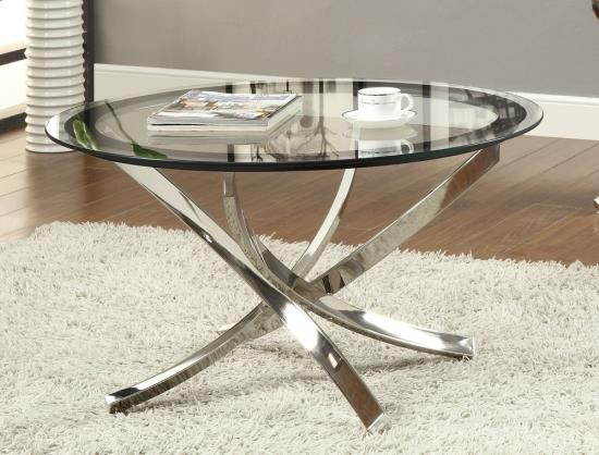 Zen Round Coffee Table