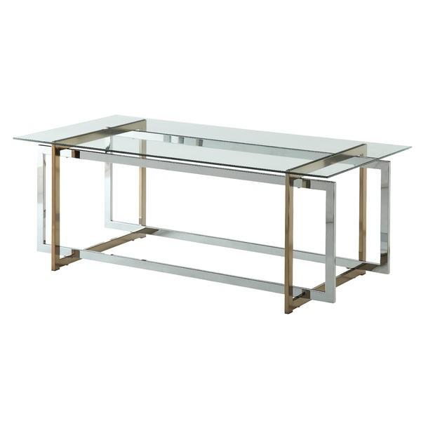 Krystal Coffee Table