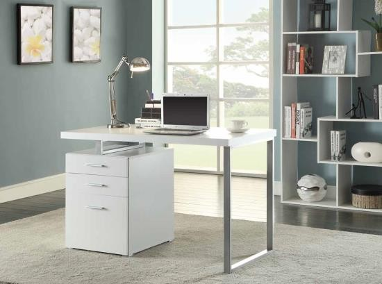 Winham Desk with cabinet