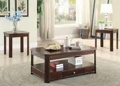 ON SALE! 3pc Barkley Coffee Table Set