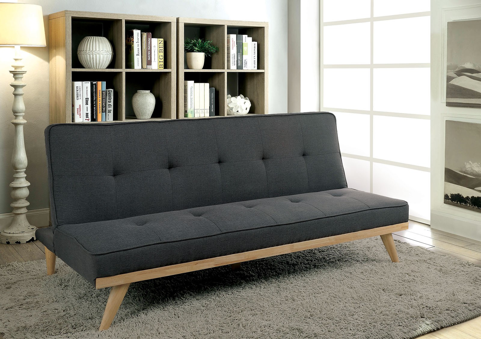 SALE! Wayfair Mid Century Sofa Bed