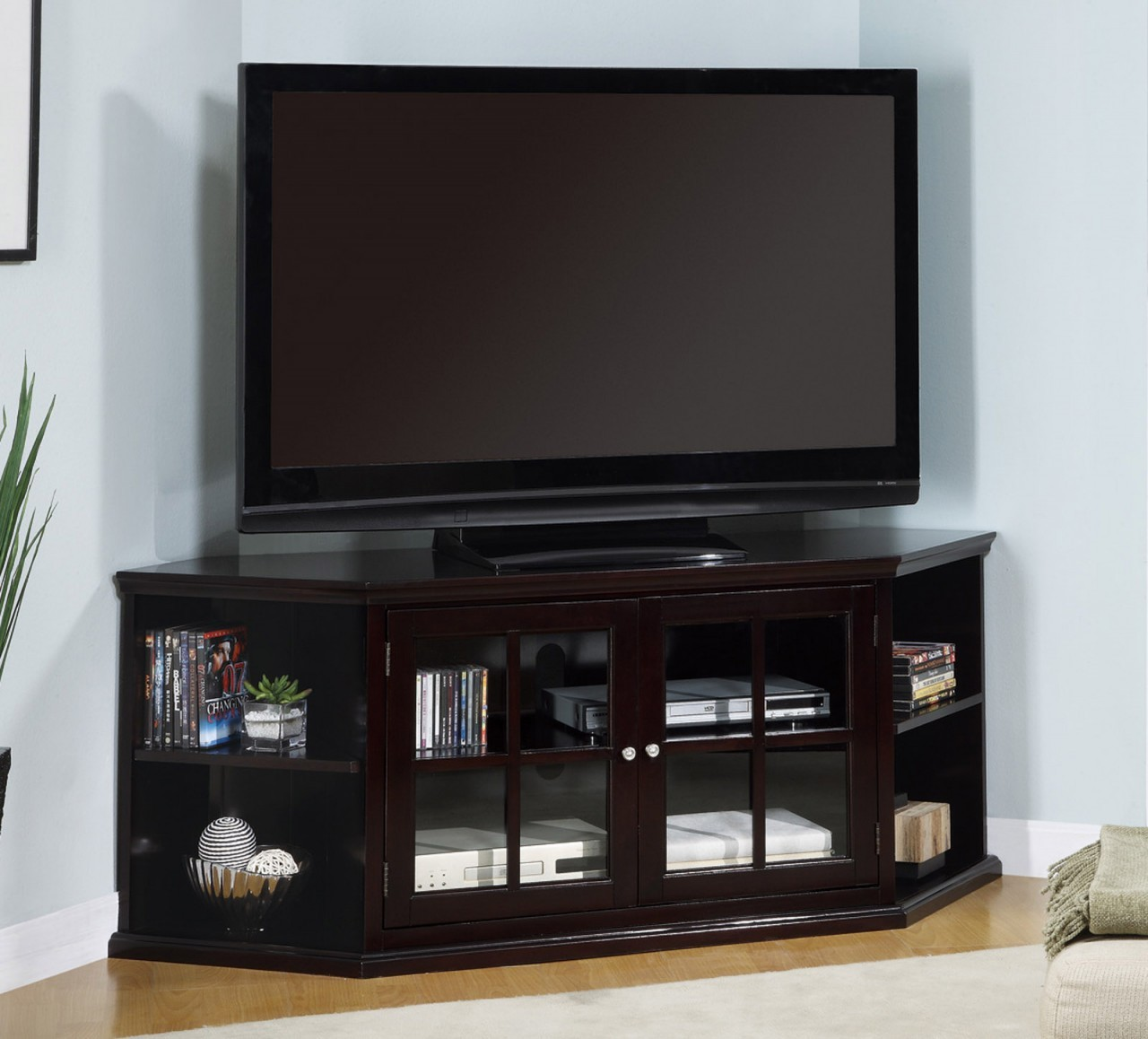 Brook Corner TV Console
