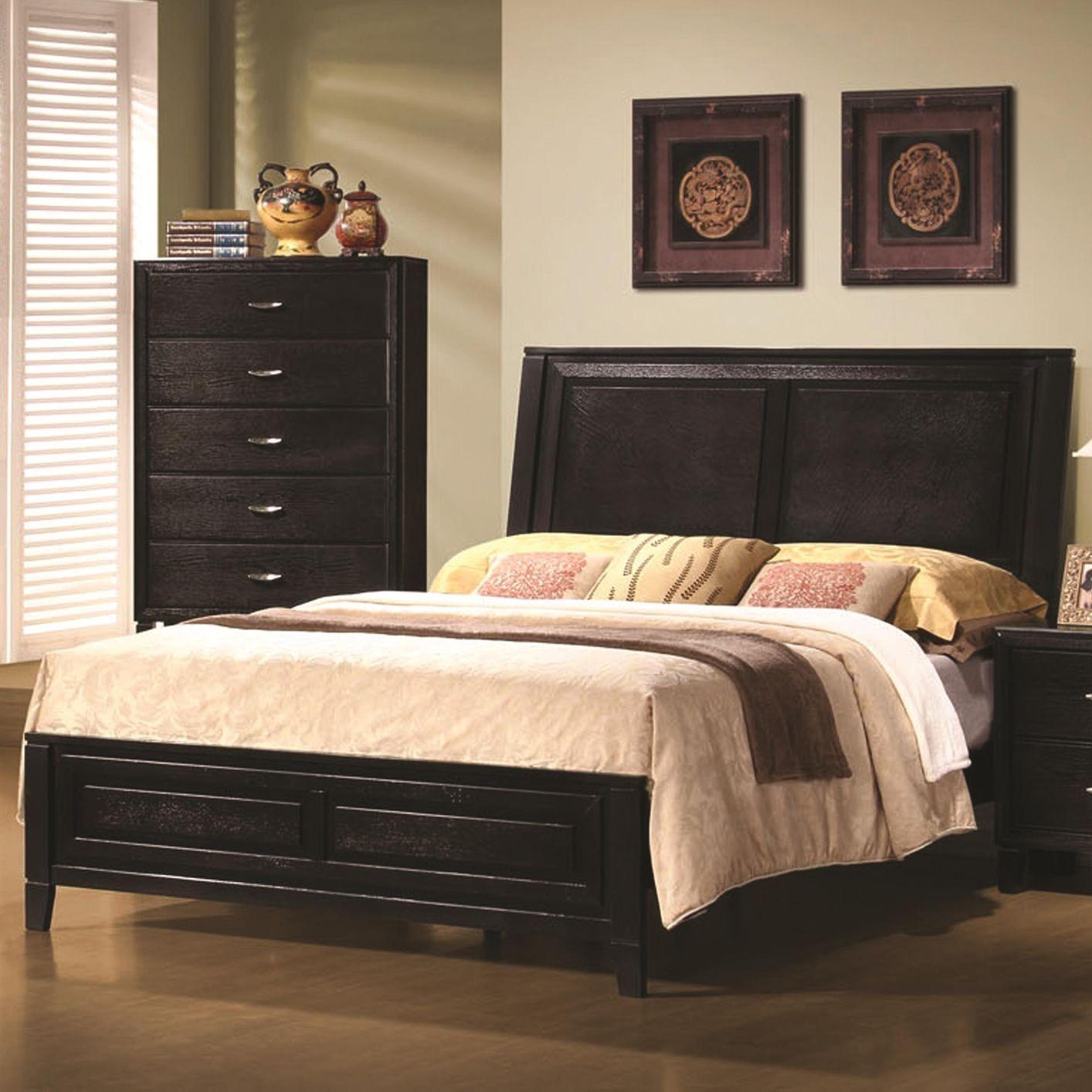 Palermo Queen Bed Frame Beds Bedroom