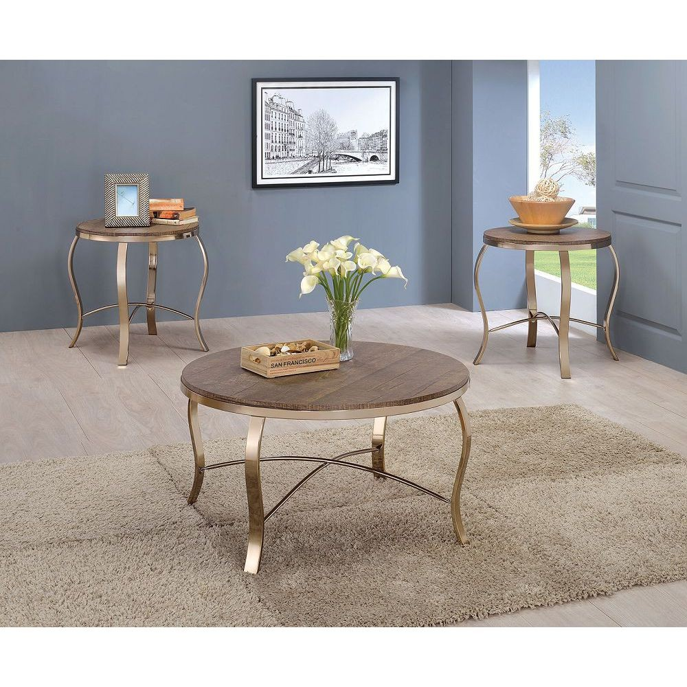 Willow 3pc Coffee Table Set