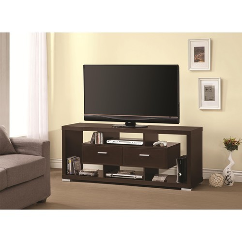 Vador TV Console in Cappuccino