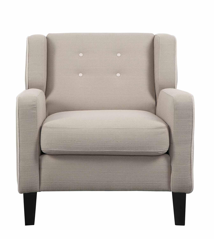 Roweena Chair in Beige