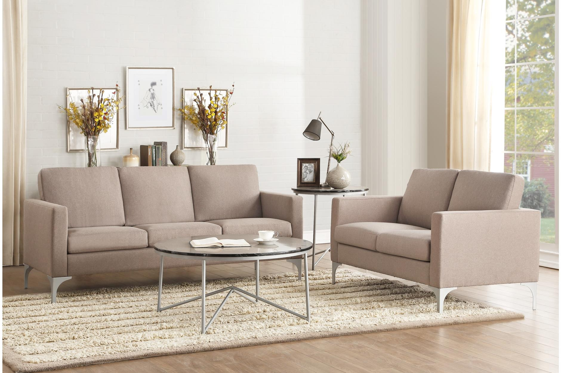 SALE! Soho 2pc. Sofa and Loveseat