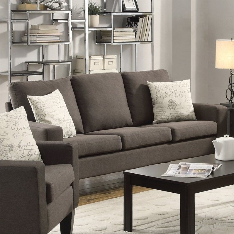 Burton Sofa (gray)