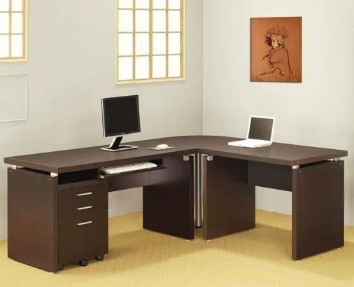 Kodell 3pc. L Shaped Desk