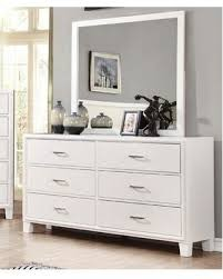 Norway Dresser in white