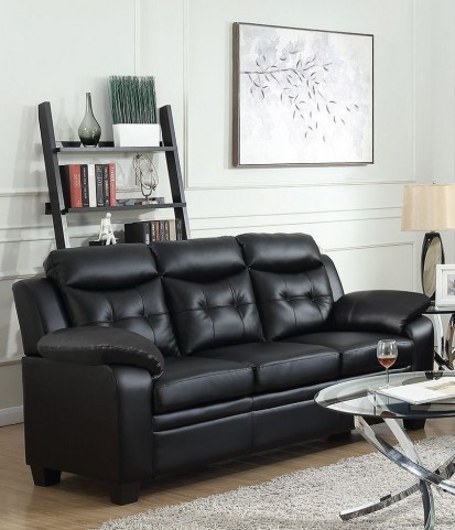Finley Sofa in Black