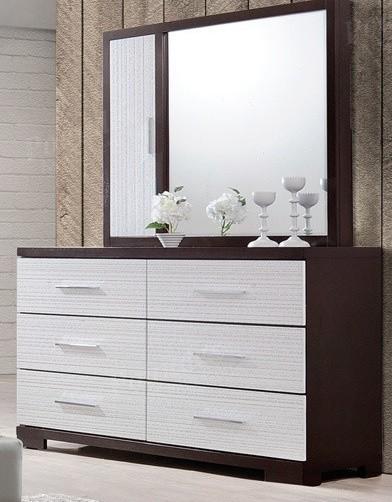 Mauve Dresser