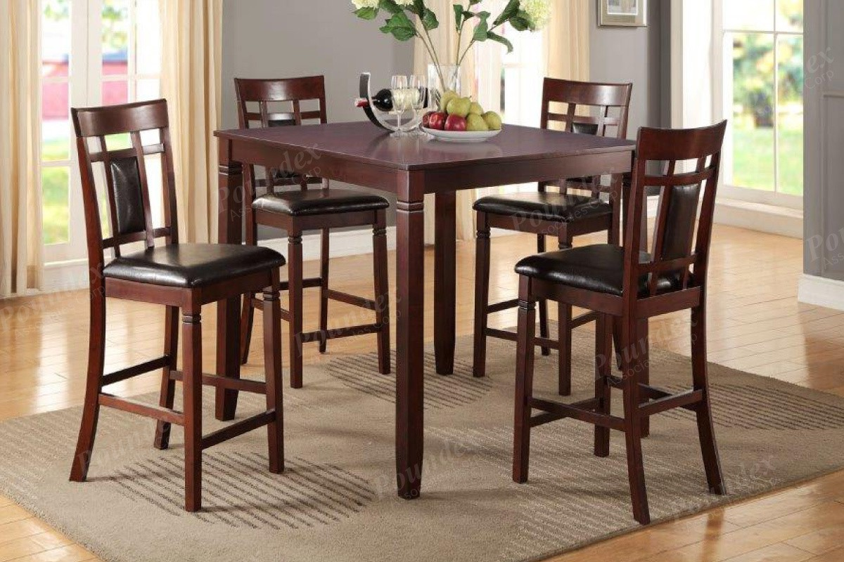 Concord 5pc. Counter Height Dining Set