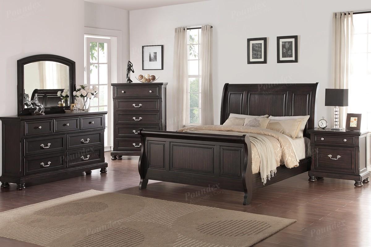Thomasville Queen Bed Bedroom