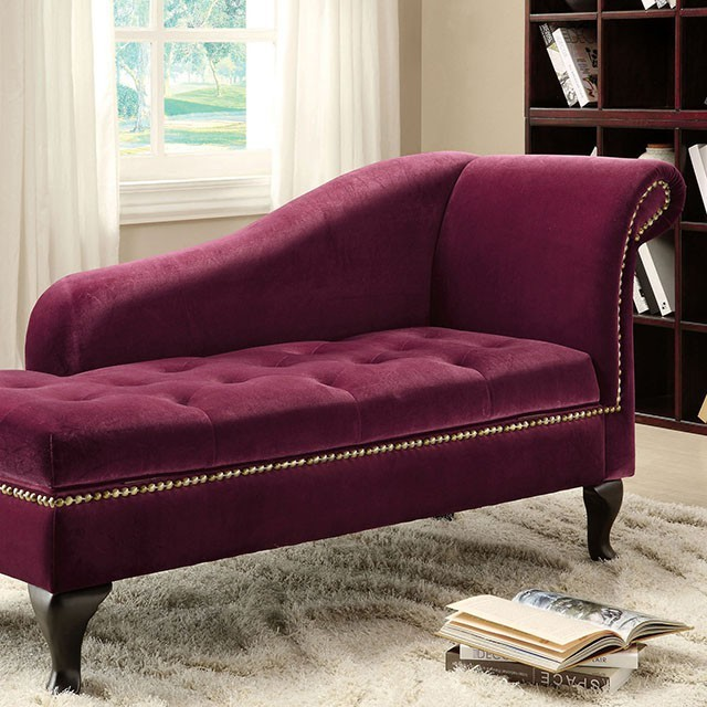 LAKEPORT CHAISE LOUNGER with STORAGE