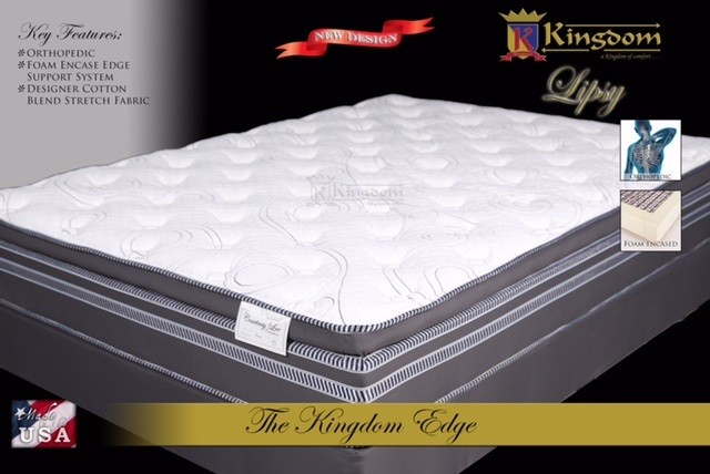 Lipy Queen Orthopedic Pillowtop Mattress