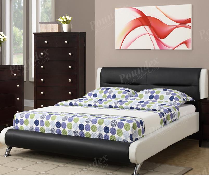Converse Queen Platform Bed Frame Bedroom