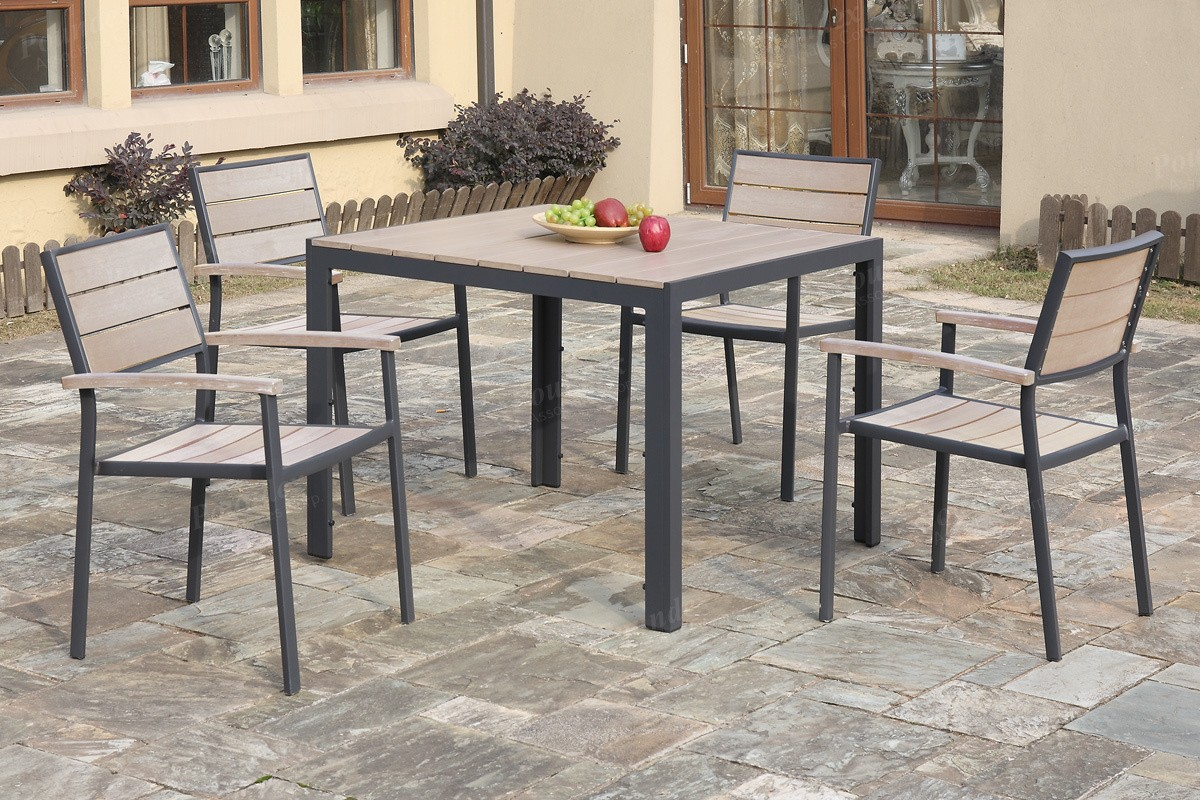 Greystone 5pc. Outdoor Dining Set