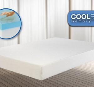 Queen Memory Foam with Cool Gel