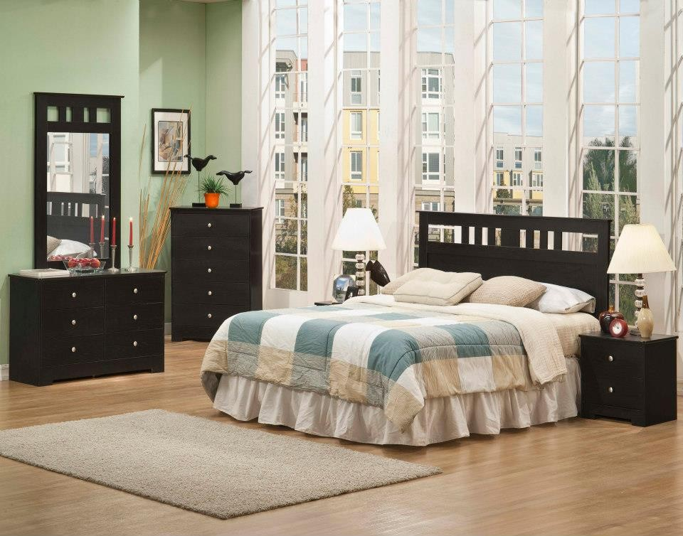 Jessica 5pc Queen Bedroom Set