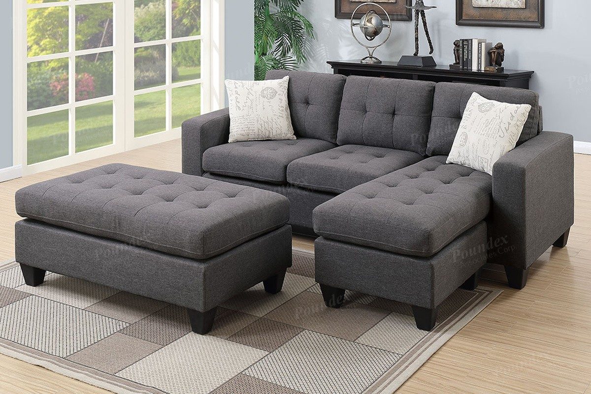 Lorne Sectional and Ottoman
