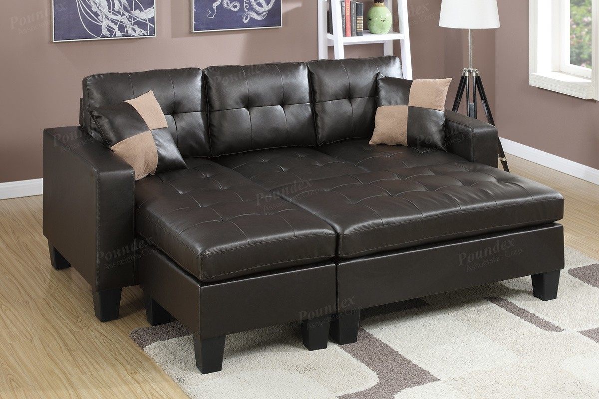 Olympic Sectional and Ottoman