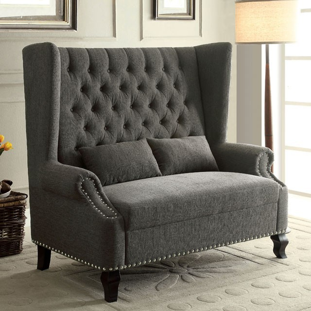 Juliette Loveseat Bench