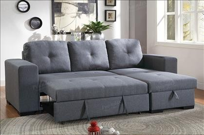 Codex Sectional Sofa Bed with Storage Chaise