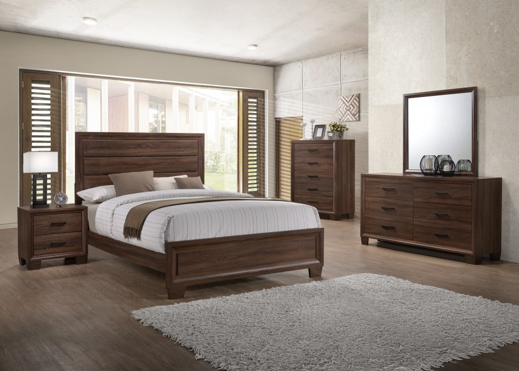 Brandon 4pc. Queen BEDROOM SET