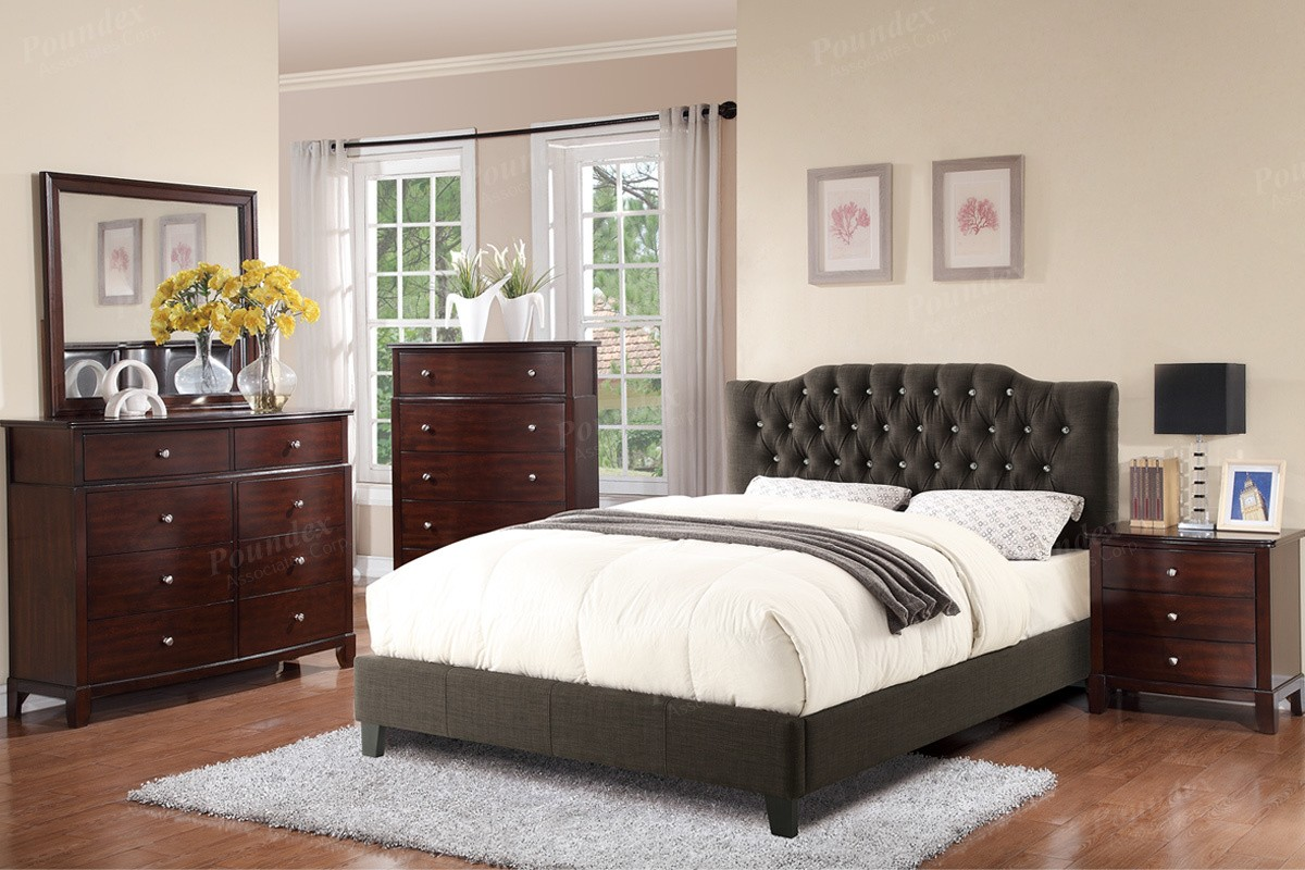 Ashton 4pc. Queen Bedroom Set