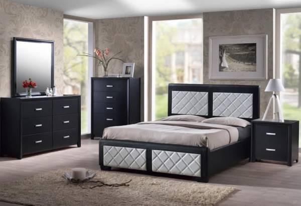 Lance 4pc Queen Bedroom Set