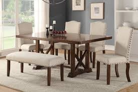 Abbyson 6pc. Dining set with Leaf