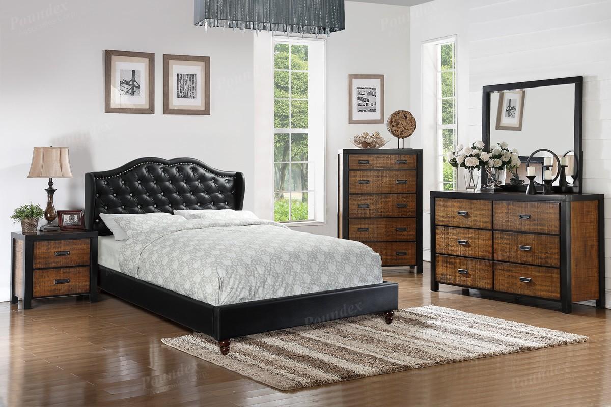 Portola 4pc. Queen Platform Bedroom Set