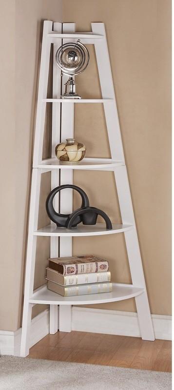 Mia Corner Bookcase