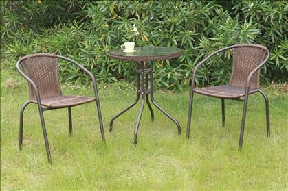 Roe 3pc. Outdoor Bistro set