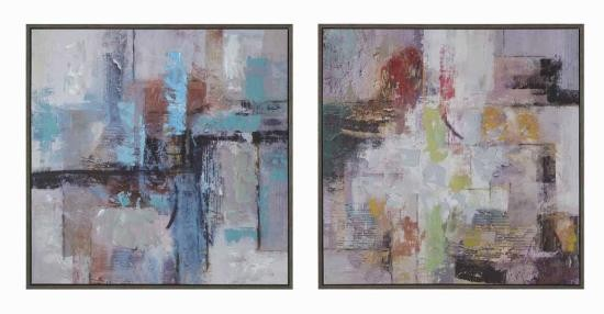 Horizons Wall Art set of 2